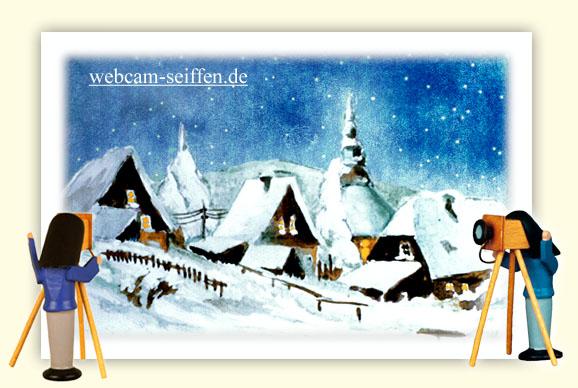 Webcam Seiffen Bild Kameramann Startseite